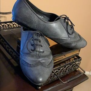 GOMAX WOMENS OXFORDS SHOES SIZE 8.5